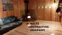 Schultz Contracting Company - 20% Summer Sale Discount