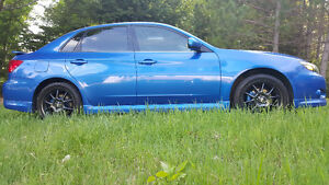 ** A voir **2009 Subaru Impreza Sport Échange ( trade ) ou vente