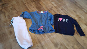 9mth girls clothes