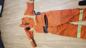 Helly Hansen winter work suit