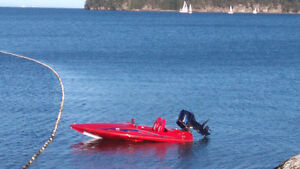12ft Speed boat