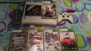 Kit Xbox 360 avec jeux