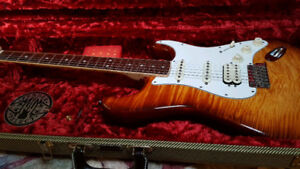 Beautiful 2012 Fender Select Stratocaster