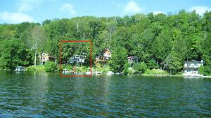 Chalet bord de l'eau - Magog - Lac Lovering