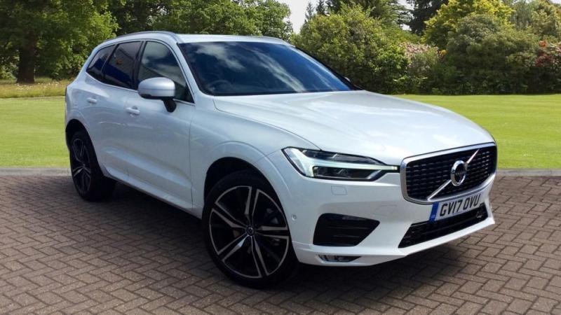 2017 volvo xc60 new shape t5 awd r design pro automatic. Black Bedroom Furniture Sets. Home Design Ideas