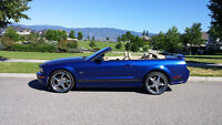 2005 Ford Mustang GT Supercharged Convertible