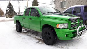 2004 Dodge Ram 4x4 Laramie