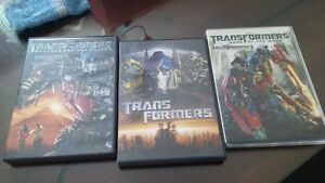Transformers DVD's asking 20 dollars for all 3 movies