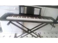 Yamaha Keyboard NP11 Piaggero