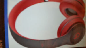 Beats Solo 2 wireless new black/red  $225
