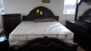 New King size bedroom set on sale for $1499.