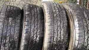 4 Tires 215 70 16 All Season . St. John's Newfoundland image 2