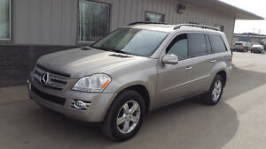 2007 Mercedes Benz GL 320 CDI, AWD, DVD, Navigation, EXTRA CLEAN