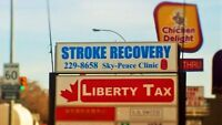 massage, acupuncture,stroke recovery, pain relief, help sleep