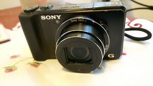 Sony digital camera HD, movie.