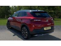 2021 Vauxhall Grandland X 1.6 13.2kWh Elite Nav Auto 4WD (s/s) 5dr Hybrid4 SUV P