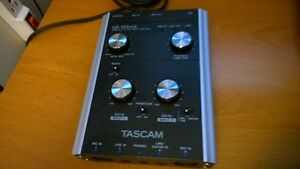 Tascam US-122MkII USB Audio interface