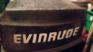 Evinrude 25 hp Longshaft outboard 1990