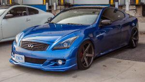2008 Infiniti G37s Coupe - Tastefully Modded!