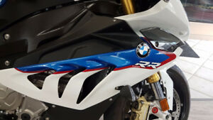 2012 S1000RR BMW IN MINT CONDITION ONLY 1,169KM