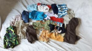 Size 2T ~ EUC to VGUC Boy's Spring & Summer Clothes!