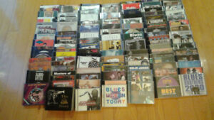 CD Music Collection - Blues, Jazz, Soul