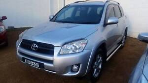 2008 Toyota RAV4 Cruiser Auto 9 month REG - Very Clean! Young Young Area Preview