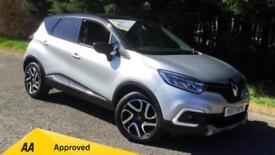 2017 Renault Captur 0.9 TCE 90 Dynamique S Nav 5dr Manual Petrol Hatchback