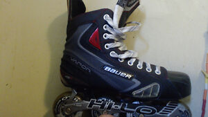 Bauer Rollerblades. w/Pictures. e-mail please.