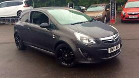 2014 Vauxhall Corsa 1.2 Limited Edition 3dr Manual Petrol Hatchback
