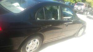 2002 Honda Civic Sedan 80.000kms