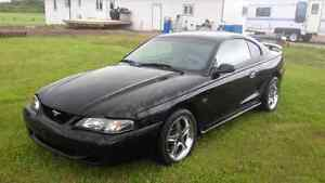 **REDUCED**95 Mustang good condition for sale or trade
