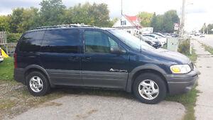 2003 Pontiac Montana Minivan