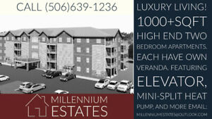 Millennium Estates - New apartments for rent in Rothesay