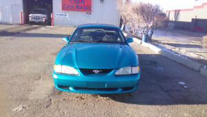 1995 Ford Mustang 3.8 v6 5 Speed