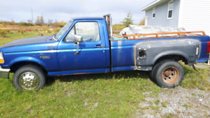 96 ford F-250