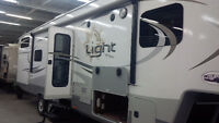 2014 Open Range Light 305BHS Fifth Wheel