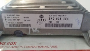 5K0035456 VW Audio amplificateur/Audio amplifier