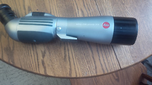 Leica Televid 77 Telescope . $1000 . high end scope for hunters