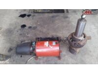 Wanted hydraulic ram tipper for transit iveco vw lt Mercedes sprinter