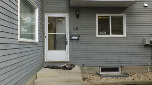 MILLWOODS TOWNHOUSE FOR RENT