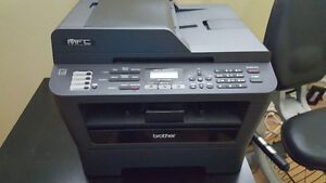 Multifonction Imprimante Scanner Fax Copieur Brother MFC-7860DW