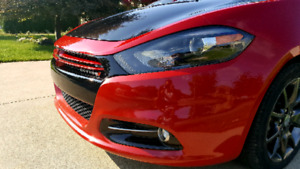 2013 Dodge Dart Rallye Turbo Manual