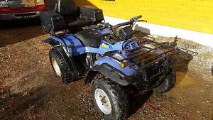 Suzuki Quad Runner 300 4x4