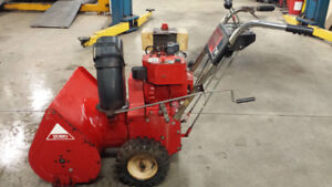 Snowblower Toro 7/24 Two stage