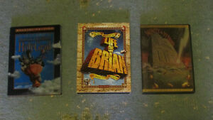 The Monty Python Film Trilogy Special Editions
