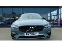 2021 Volvo S90 2.0 T8 Recharge PHEV R DESIGN 4dr AWD Auto Saloon Saloon Petrol/P