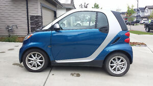 2008 SmartCar Fortwo Passion Coupe (2 door)