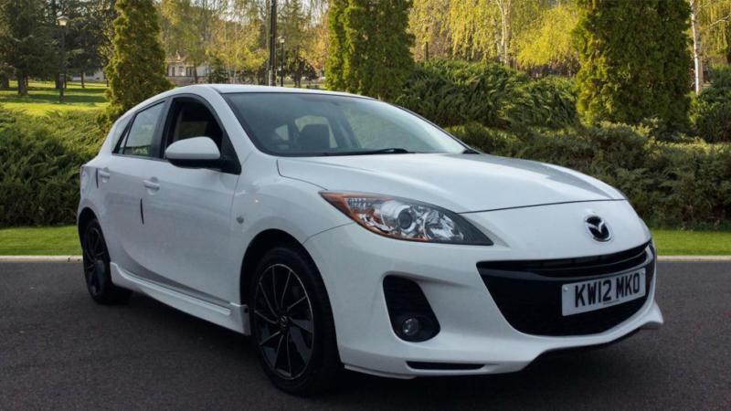 2012 Mazda 3 1.6 Tamura 5dr Manual Petrol Hatchback