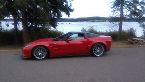 2009 Chevrolet Corvette ZR1 Coupe (2 door)